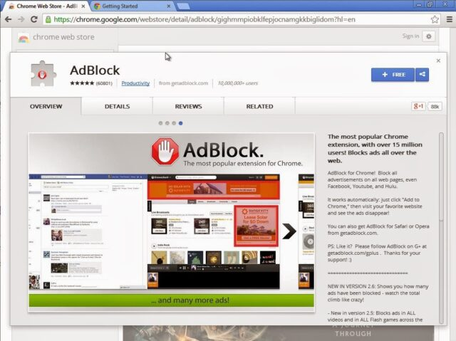 How to Install AdBlock for Chrome in Windows 7 - Share Your Repair