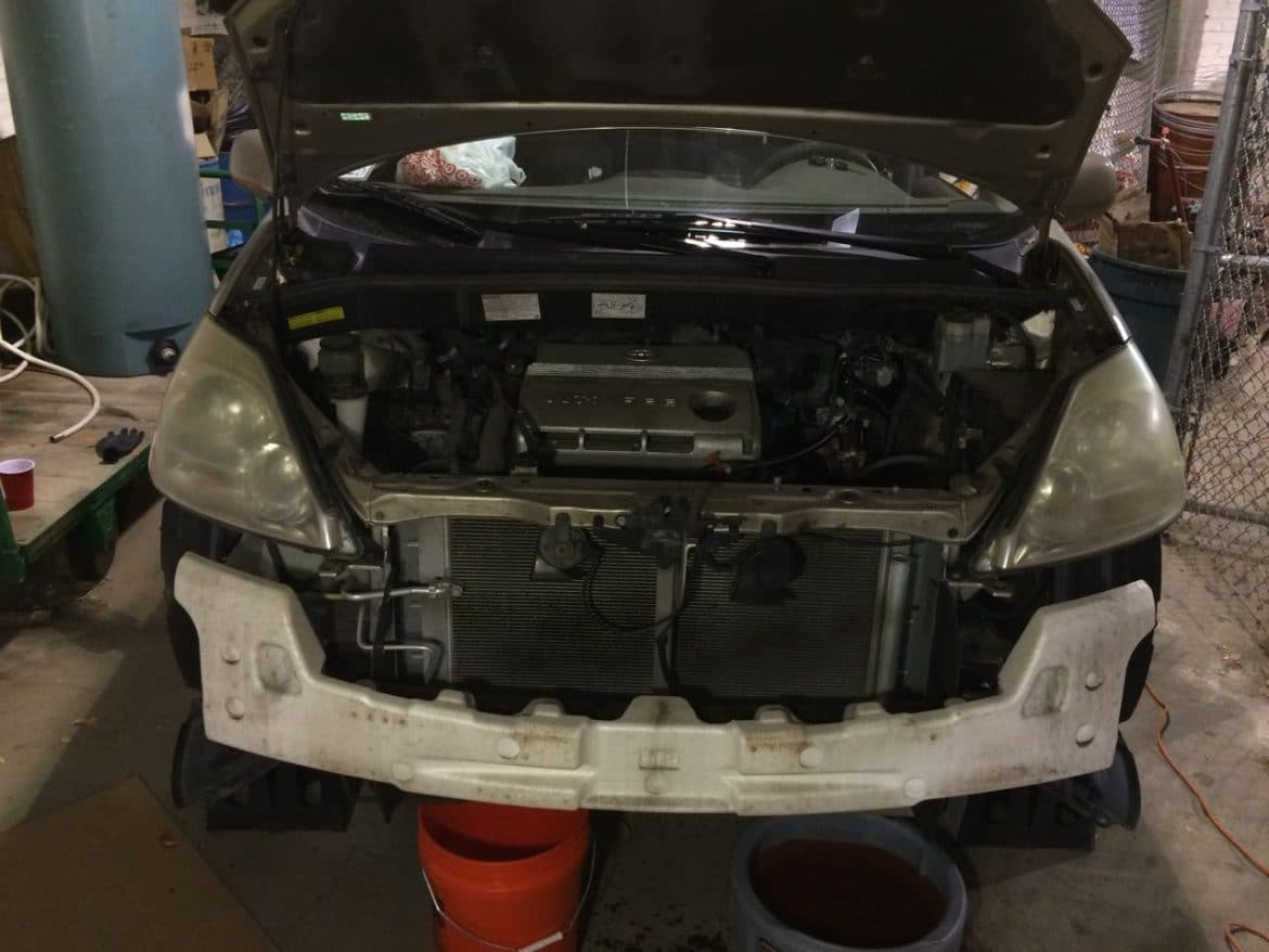 How To Remove Front Bumper On 2004 2010 Toyota Sienna