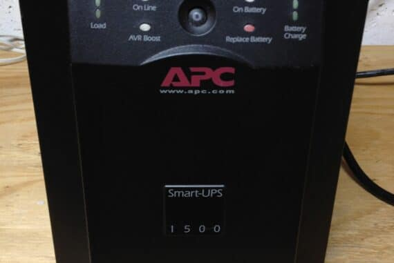 How to Replace the Battery in an APC Smart-UPS 1500 - Share Your Repair