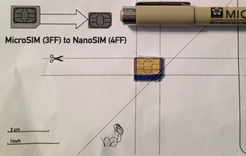 how to make any sim card work on a iphone
