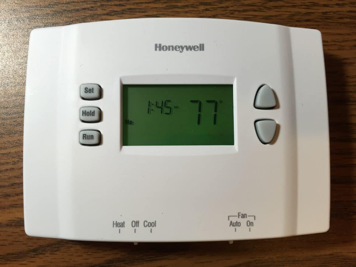Honeywell Thermostat Rth2300 Programming Instructions Manual Guide